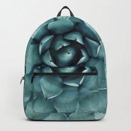 Aloe Green Agave Backpack