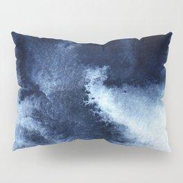 Indigo Nebula Pillow Sham