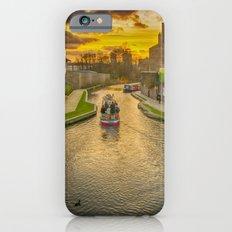 Regents Park Canal London Slim Case iPhone 6s