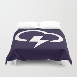 Thunderstorm - Better Weather Duvet Cover