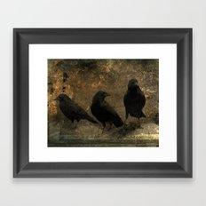 3 Like Minds Framed Art Print