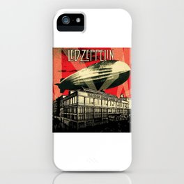 Zeppelin iPhone Case