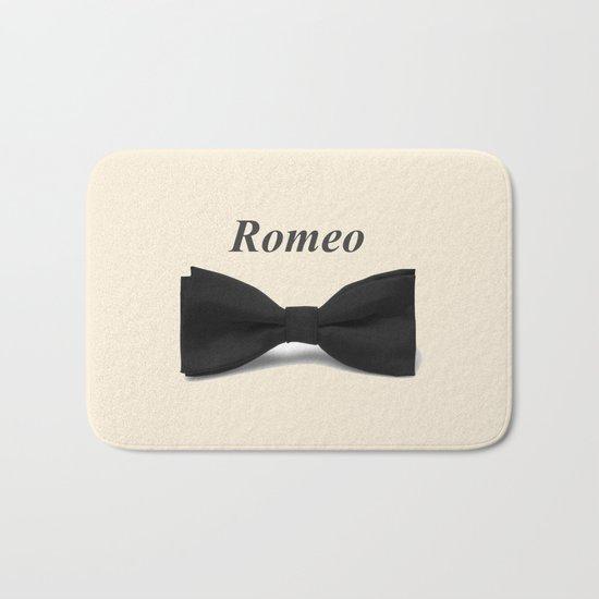 Romeo Bath Mat