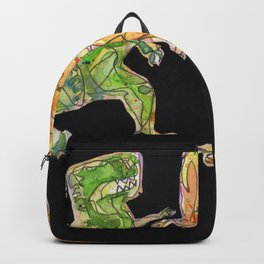 T-Rex Fight Backpack