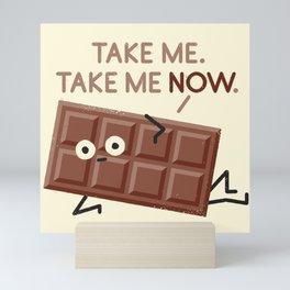 Sweet Talk Mini Art Print