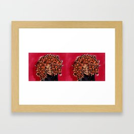 The Velvet Rope Framed Art Print
