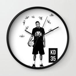 KEVINDURANT Wall Clock