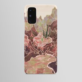 Petal Valley Android Case