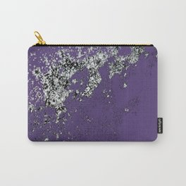 Purple Mold Carry-All Pouch