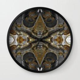 Roma II Wall Clock