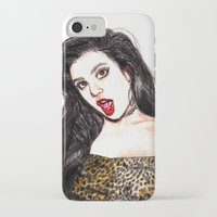 charli xcx iPhone & iPod Cases featuring CHARLI XCX II: SUCKER by Share_Shop