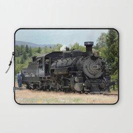 The Cumbres & Toltec Railroad - Engine No. 488 Laptop Sleeve
