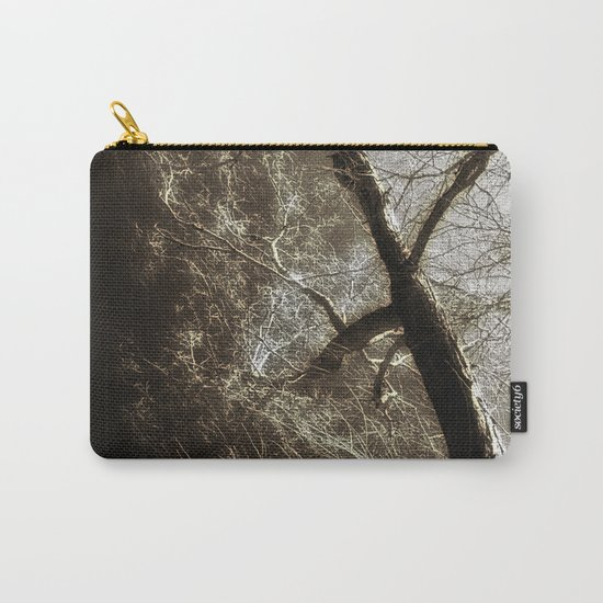 Beyond The Eyes Carry-All Pouch