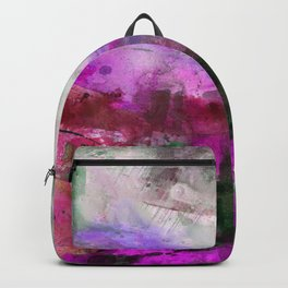 Dream Encounters No.12D by Kathy Morton Stanion Backpack