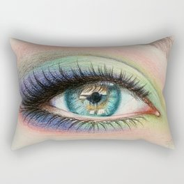 eye I Rectangular Pillow