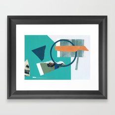 Combo Framed Art Print