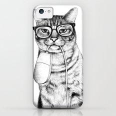 Mac Cat Slim Case iPhone 5c