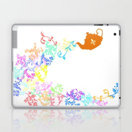Tea series: Magic teapot Laptop & iPad Skin