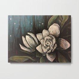 Night Bloom Metal Print