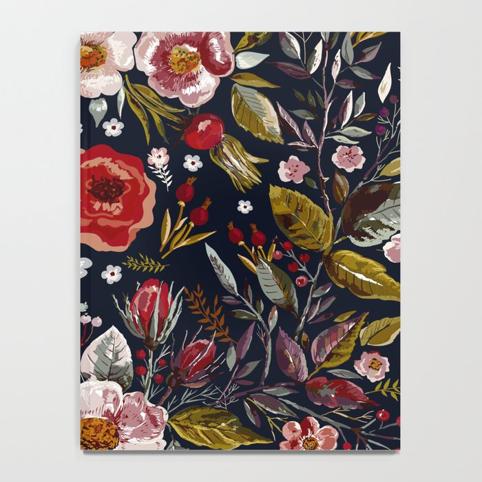 Vintage & Shabby Chic - Country Floral Notebook