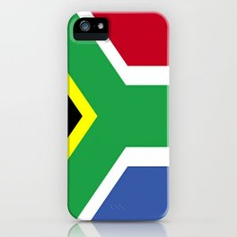 South Africa Flag (1994) iPhone Case