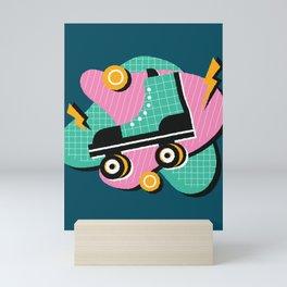 Roller Mini Art Print