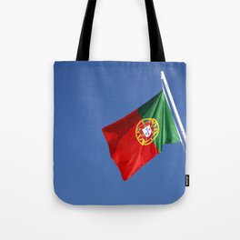 Portuguese national flag Tote Bag