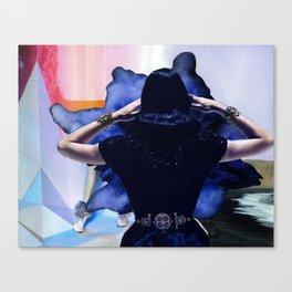 Ricardo's Explosion of Imagination Canvas Print