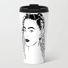 Queen Bey Lemonade  Travel Mug