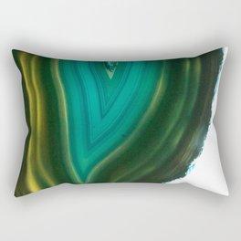 Upside-down flame Rectangular Pillow