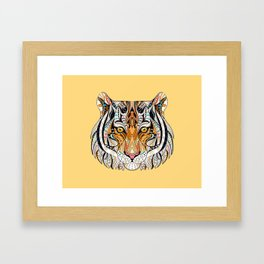 GoG Tiger Framed Art Print