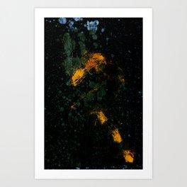 Coffee - 0001 - Atlas Art Print