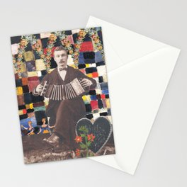 Without being out of tune Stationery Cards