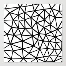Seg Zoom 2B Canvas Print