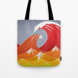 Beaufort Scale Tote Bag