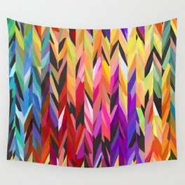 """""""burst of color"""" Wall Tapestry"""