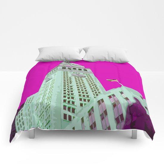 NY#5 Madison Ave Comforters
