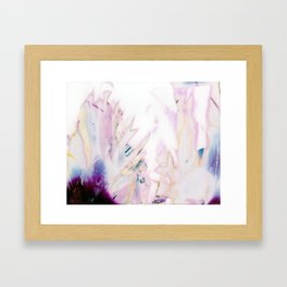 XI Framed Art Print