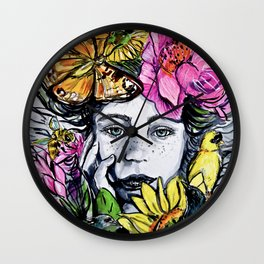 Asmia  Wall Clock