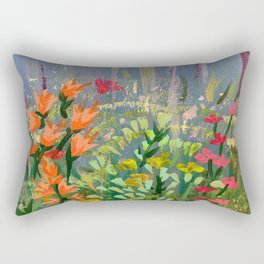 A Little Piece of the Meadow Rectangular Pillow