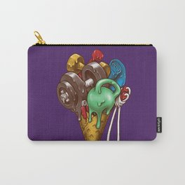 Ice Cream Workout Carry-All Pouch