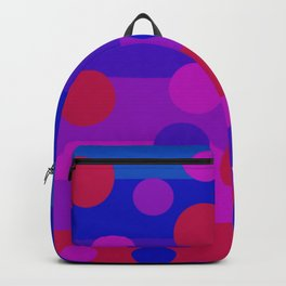 Sweet Berry Pie with Floating Circles Backpack