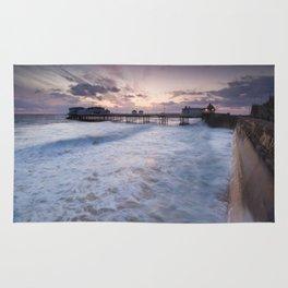 High Tide Cromer Seafront Rug