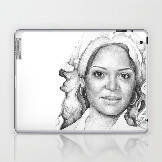 Maria LaGuerta (DEXTER) Laptop & iPad Skin