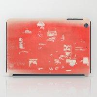 tokyo iPad Cases featuring Tokyo by Fernando Vieira
