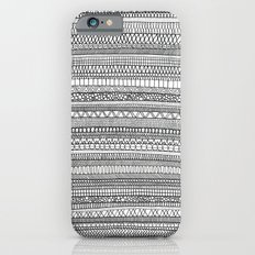 Mad Scribbles  Slim Case iPhone 6s