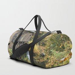 Cedar Creek Grist Mill Duffle Bag