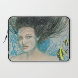 Mermaid Hair Laptop Sleeve