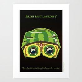 Réplicultes : Jurassic Park Art Print