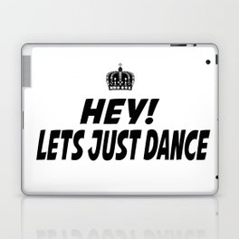 Lets Just Dance Laptop & iPad Skin